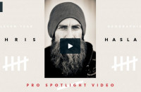 Chris Haslam - RAW Pro Spotlight