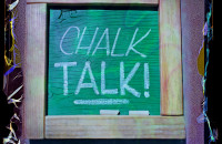 CHALK TALK - TSM