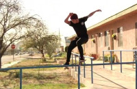 Dakota Servold, Jaws and friends footy on the Ride Channel