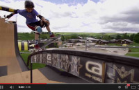 Jagger Eaton - Woodward East Mini Mega