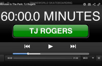 TJ Rogers - 60 Minutes in the Park