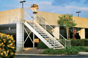 CHRIS JOSLIN - The Skateboard Mag