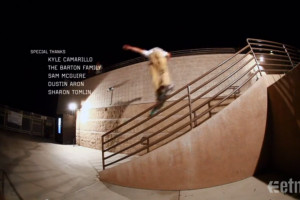 Chris Joslin - Welcome to Etnies
