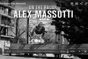 ON THE RADAR: ALEX MASSOTTI