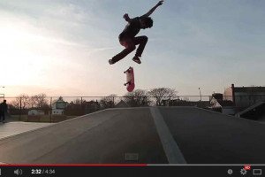 Liam McCabe - Long Branch Skatepark