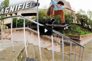Liam McCabe - Thrasher Magnified