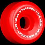 BONES WHEELS SPF Pro Hawk Mini Cube 58mm Red(4pack)