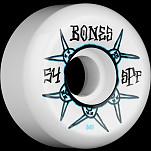 BONES SPF Ratz 54x31 P5 Skateboard Wheel 84B 4pk