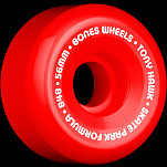 BONES WHEELS SPF Pro Hawk Mini Cube 56mm Red(4pack)