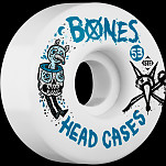 BONES STF Head Case 53x31 V1 Skateboard Wheel 83B 4pk