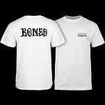 BONES WHEELS Pro Raybourn T-Shirt White
