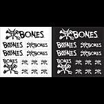 BONES WHEELS Multi Pack Single Sticker