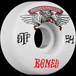 BONES WHEELS STF Pro Mullen Winged Mutt 54mm 4pk