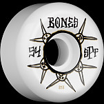 BONES WHEELS SPF Ratz 81B 54mm 4pk