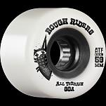 BONES WHEELS Rough Riders White 59mm 4pk