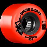 BONES WHEELS Rough Riders Red 59mm 4pk