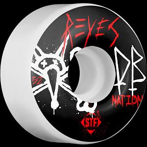 BONES WHEELS STF Pro Reyes Dry Bones 52mm 4pk