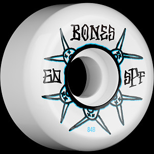 BONES WHEELS SPF Ratz 60mm 4pk