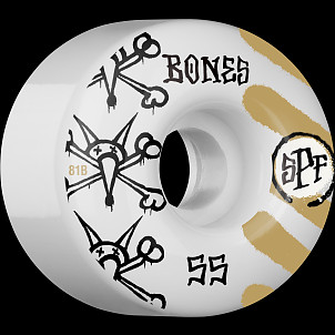 BONES WHEELS SPF War Paint 81B 55mm 4pk