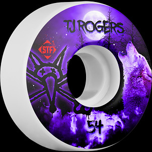 BONES WHEELS STF Pro Rogers Howl 54mm 4pk
