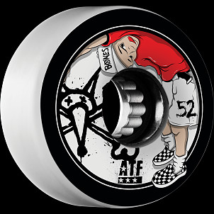 BONES WHEELS ATF Kid 52mm 4pk