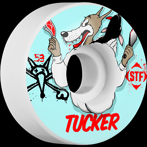 BONES WHEELS STF Pro Tucker Wolfpack 53mm 4pk