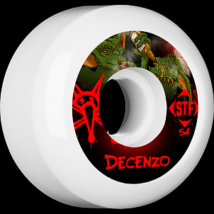BONES WHEELS STF Pro Decenzo Yum Yum 54mm 4pk