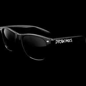 BONES WHEELS Vato Rat Sunglasses Black