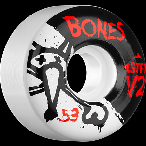 BONES WHEELS STF V2 Series 53mm (4 pack)