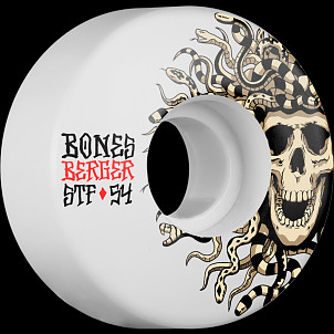BONES WHEELS STF Pro Berger Medusa Wheel 54mm 4pk