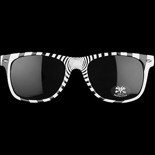 BONES WHEELS X-Ray Sunglasses Black