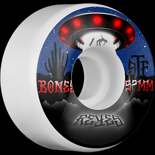 BONES STF Pro Reyes Abducted 52x34 V4 Skateboard Wheel 83B 4pk