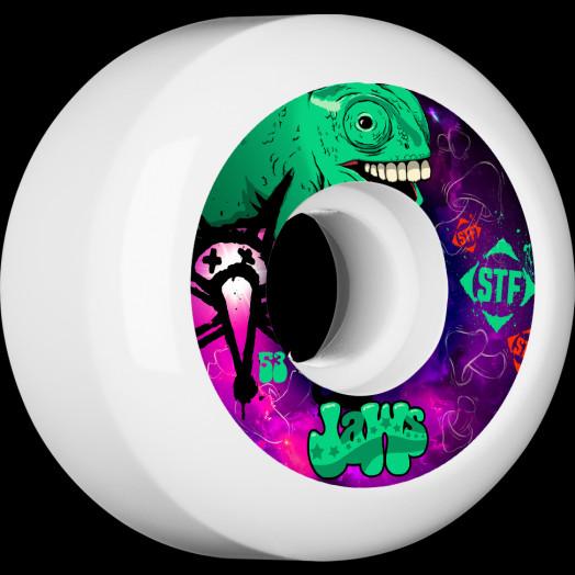 BONES WHEELS STF Pro Homoki Gecko 53mm 4pk