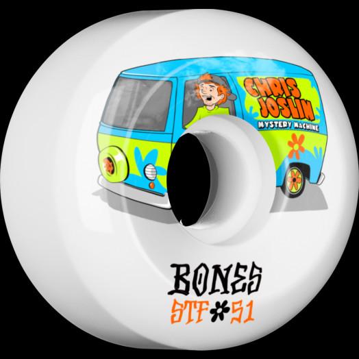 BONES WHEELS STF Pro Joslin Shaggy 51mm 4pk