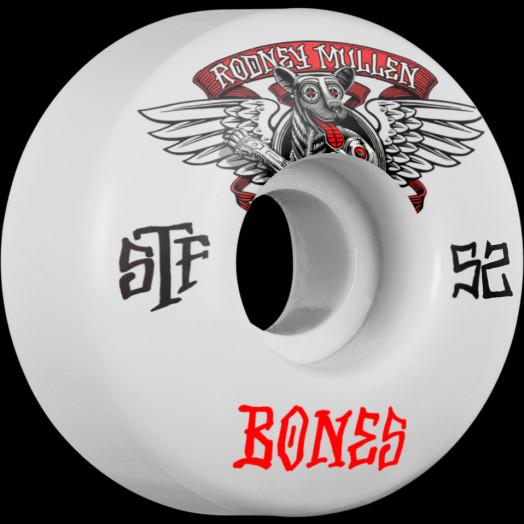 BONES WHEELS STF Pro Mullen Winged Mutt 52mm 4pk
