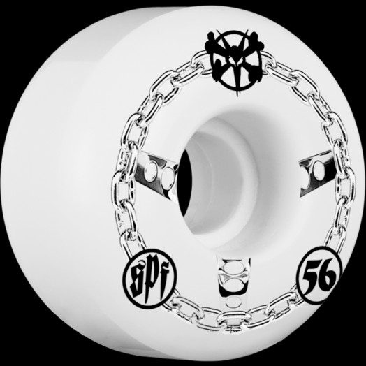 BONES WHEELS SPF Chained 56mm wheels 4pk