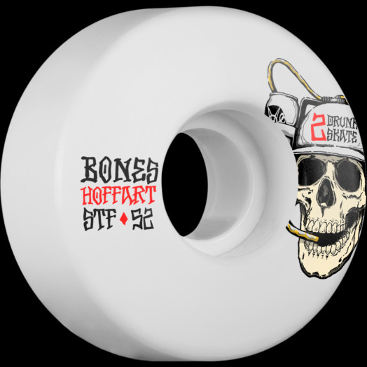 BONES WHEELS STF Pro Hoffart Beer Master 52mm 4pk
