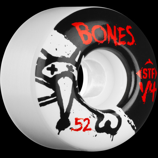 BONES WHEELS STF V4 Series 52mm (4 pack)