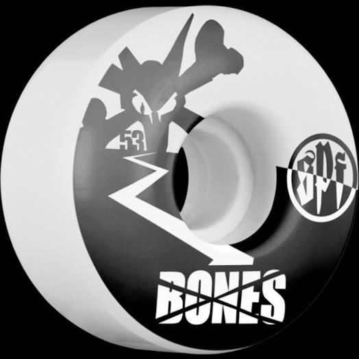BONES WHEELS SPF Too Tone 53mm wheels 4pk