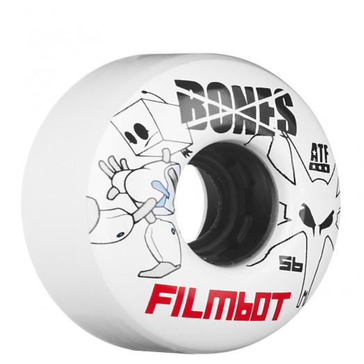 BONES WHEELS ATF Filmbot 56mm 4 pk