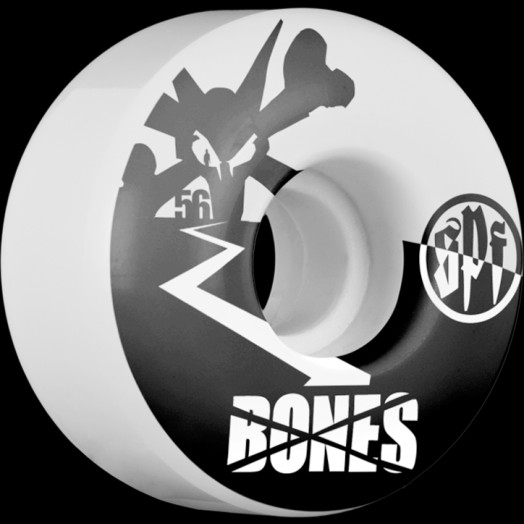 BONES WHEELS SPF Too Tone 56mm wheels 4pk