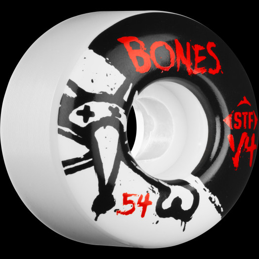 BONES WHEELS STF V4 Series 54mm (4 pack)