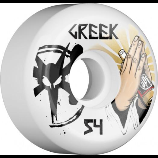 BONES WHEELS SPF Pro Jimmy the Greek Pray Wheels 54mm 4pk