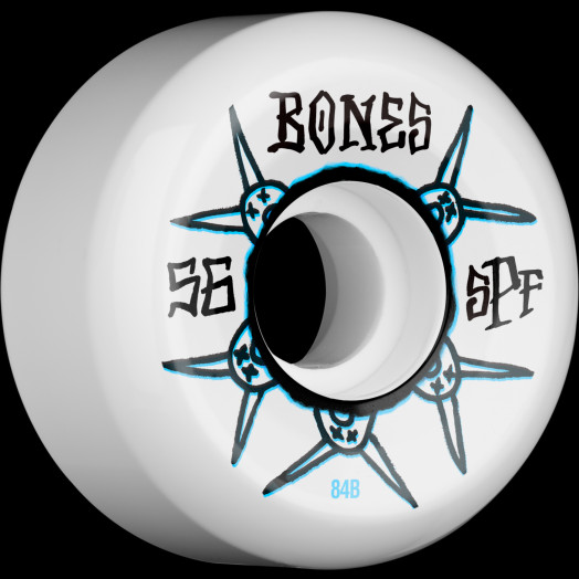 BONES SPF Ratz 56x32 P5 Skateboard Wheel 4pk