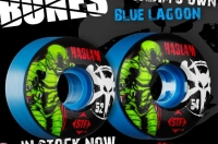 "Thumb of Chris Haslam New ""Blue Lagoon"" Street Tech Formula Wheel"
