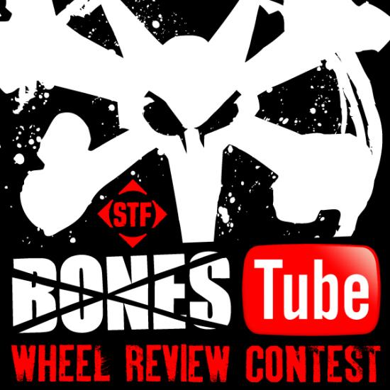 BONES YouTube Review Contest