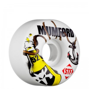 Mumford Anchor, 52mm x 31mm