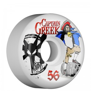 Greek Captain, 56mm x 32mm