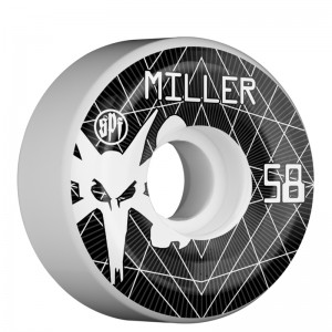 Miller Vortex, 58mm x 33mm