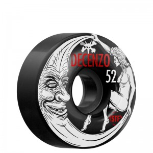 Decenzo Moon, 52mm x 29mm